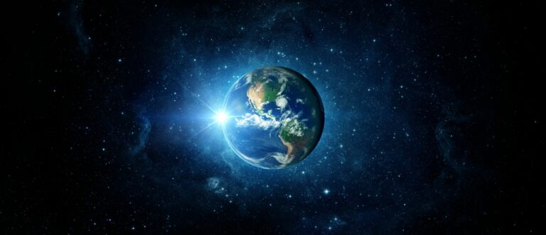 Earth's Fast-Moving Magnetic Pole