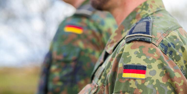 Die deutsche Bundeswehr an Schulen