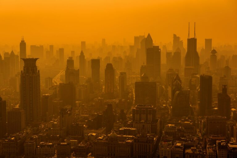 The World's Cleanest Air