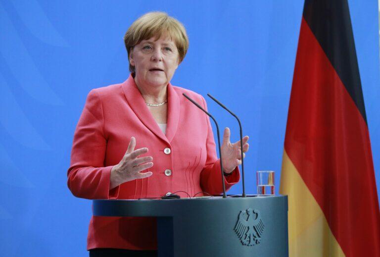 Máxima und Merkel verstehen sich nicht