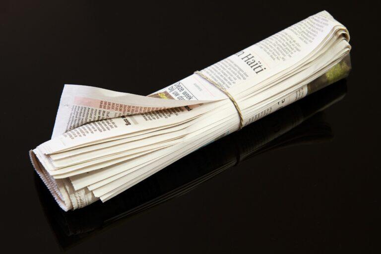 Lu dans la presse … néerlandaise