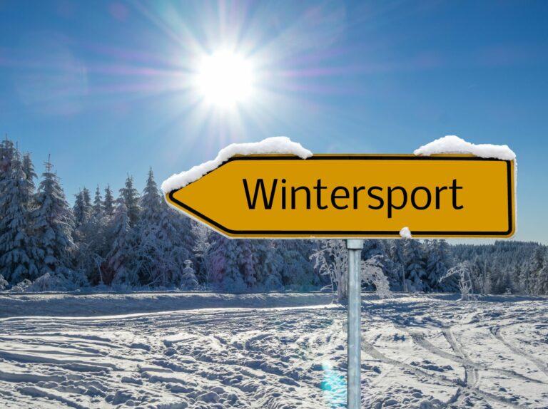 Taalkronkels – Wintersporten