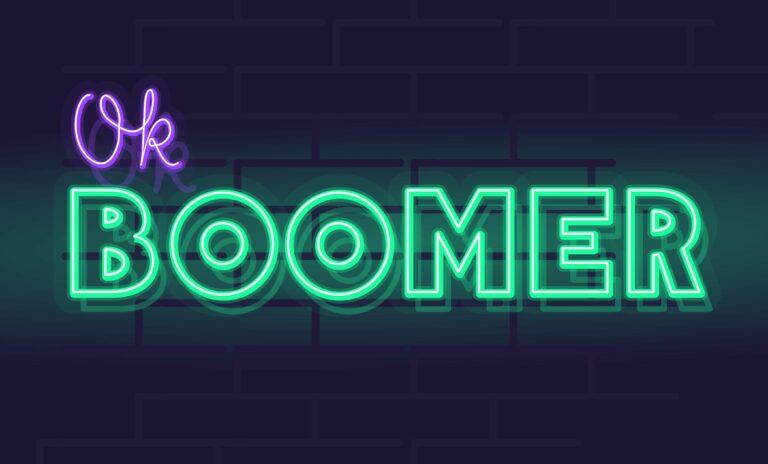 Taaldiscussie: Woord van 2019 'boomer' of '-schaamte'