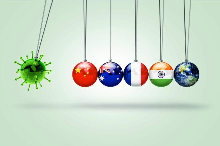 Nederland in de greep van het coronavirus