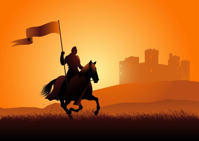 'De brief voor de koning' als serie op Netflix