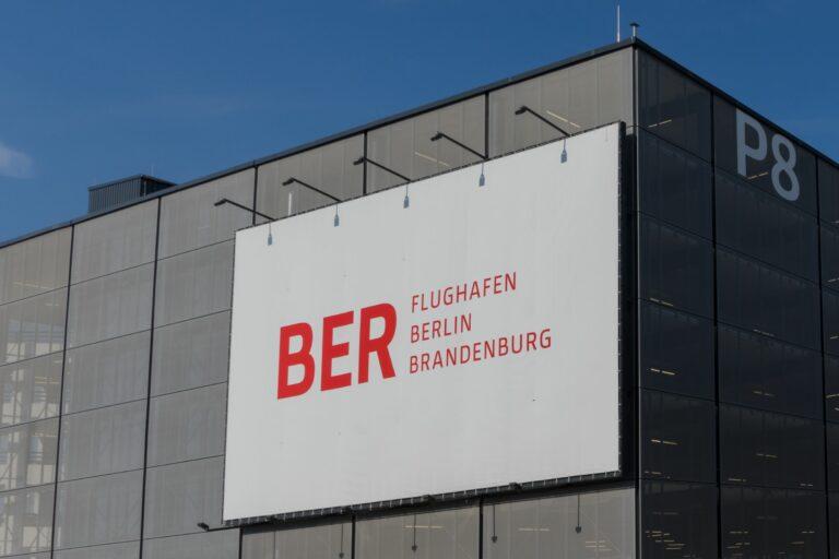 Der neue Berliner Flughafen BER