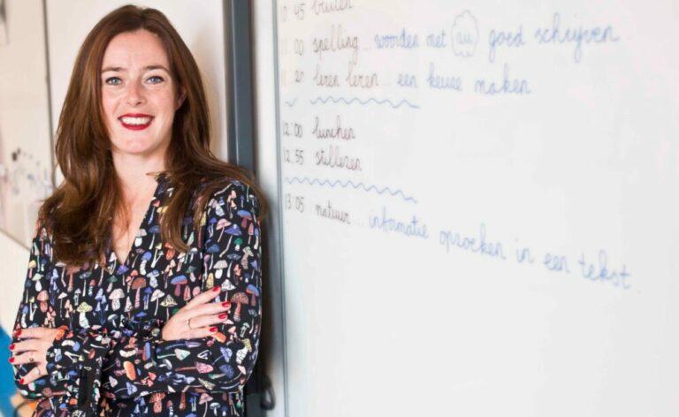Juf van de maand juli & augustus 2020: Renée van Eijk