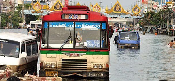 Watergeweld teistert Sri Lanka