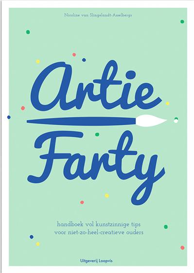Leestip: Artie Farty