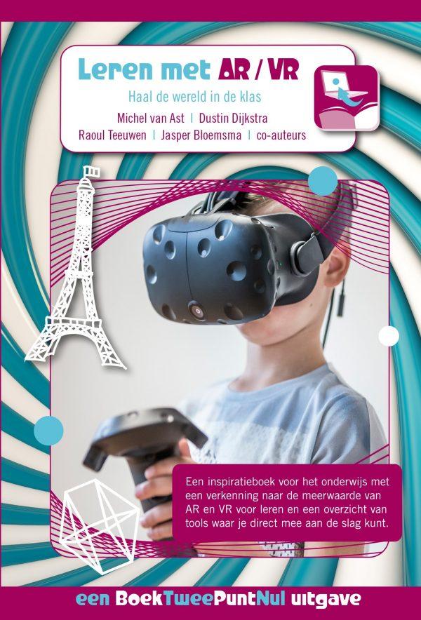 Leren met AR/VR – Haal de wereld in de klas