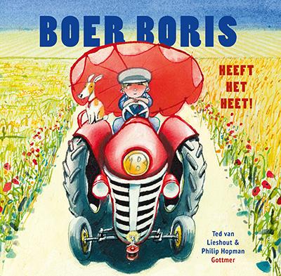 Boer Boris heeft het heet - leestip - juf meester - malmberg