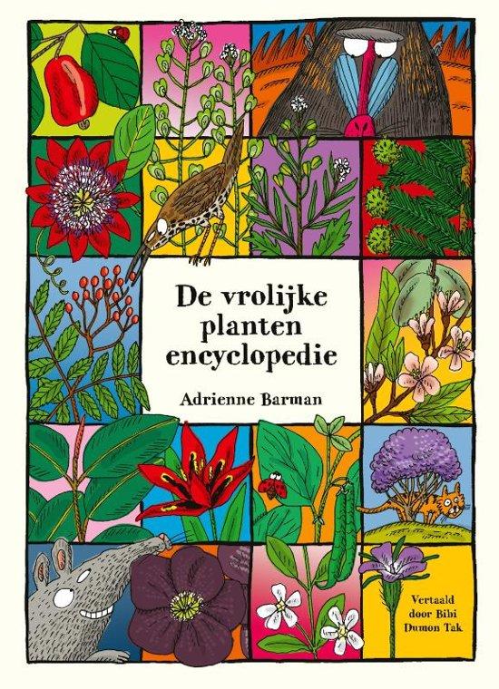 leestip de vrolijke plantenencyclopedie juf meester malmberg