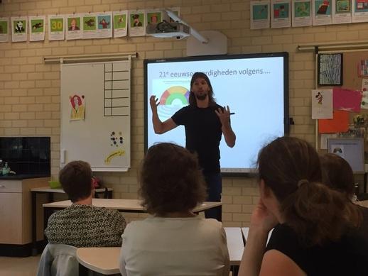 Toekomstklas.nl: samenwerken aan toekomstgericht onderwijs