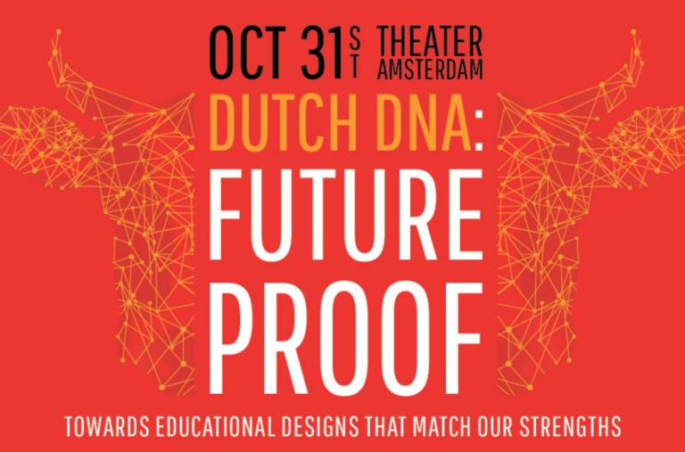 TEDxAmsterdamED: Dutch DNA-based Education