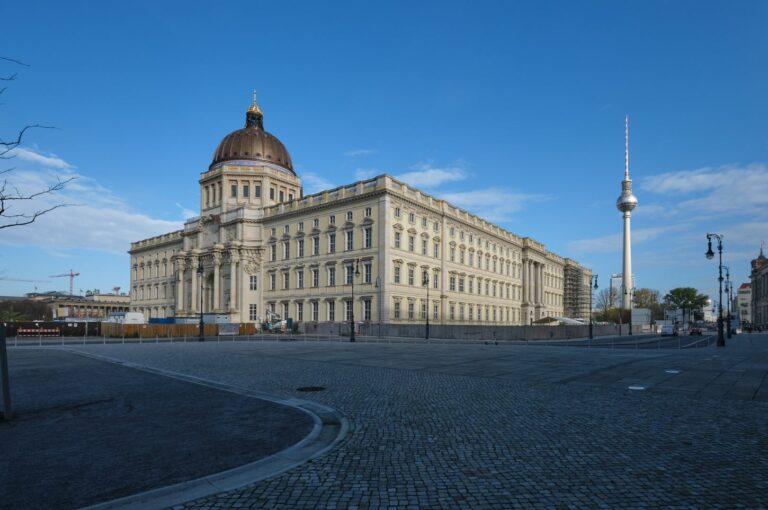 Berlin hat einen besonderen Neubau