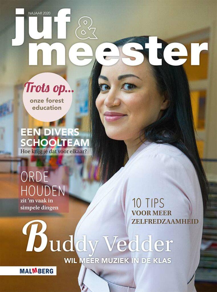 Cover Juf & Meester nummer 26