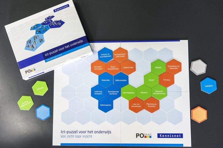 Ict-puzzel: Bouwstenen voor onderwijs met ict
