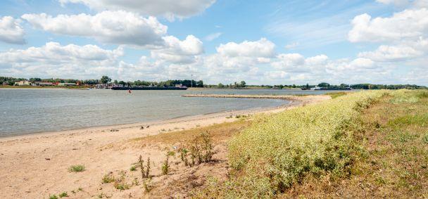Laagwater in Nederland: uniek of toekomstbeeld?