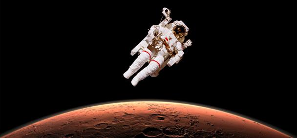 Volgende halte: Mars