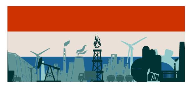De nieuwe Nederlandse vlag