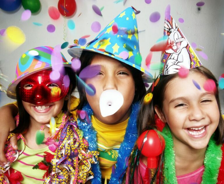 Carnaval: 7 kleurrijke lessen