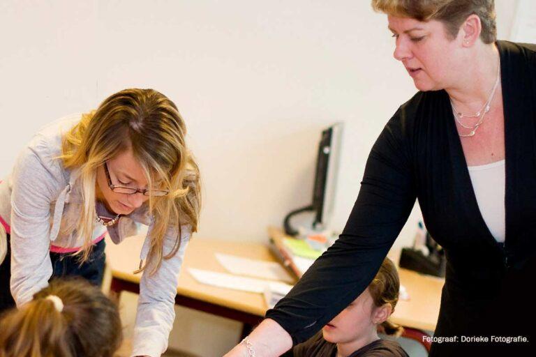 Co-teaching: meesterlijk begeleiden