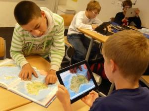 Het Geuzencollege: een jaar na het iPad-project