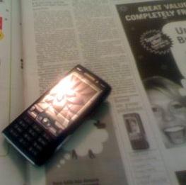 Kunst in… Mobieltjes