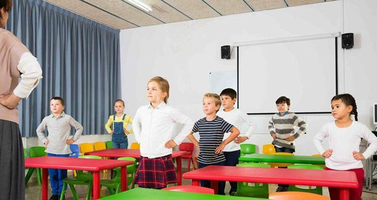 Bewegend leren: in de klas en online