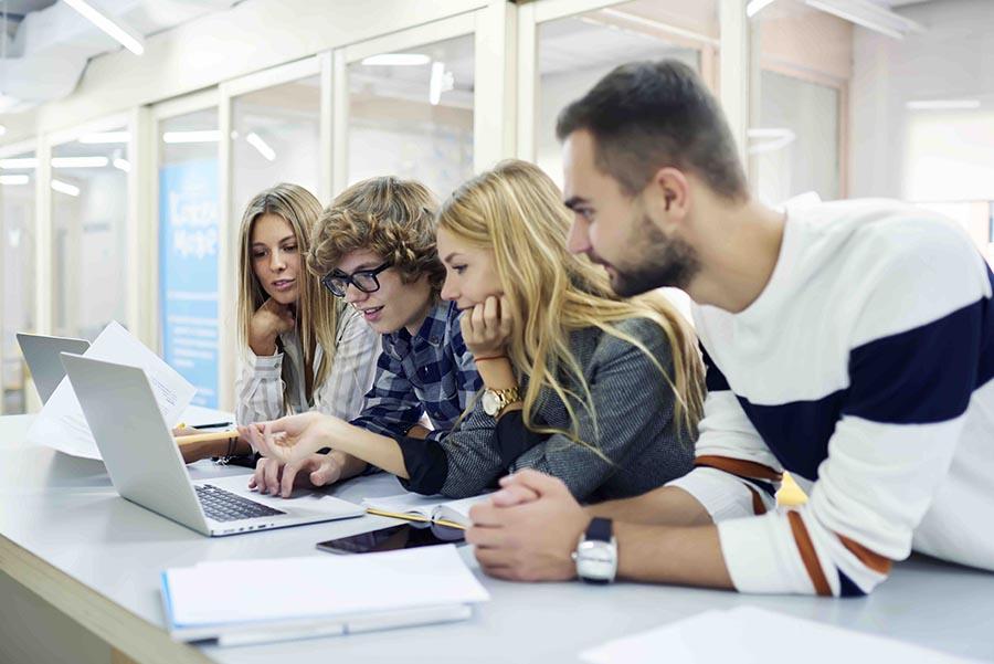 Digitalisering in het onderwijs