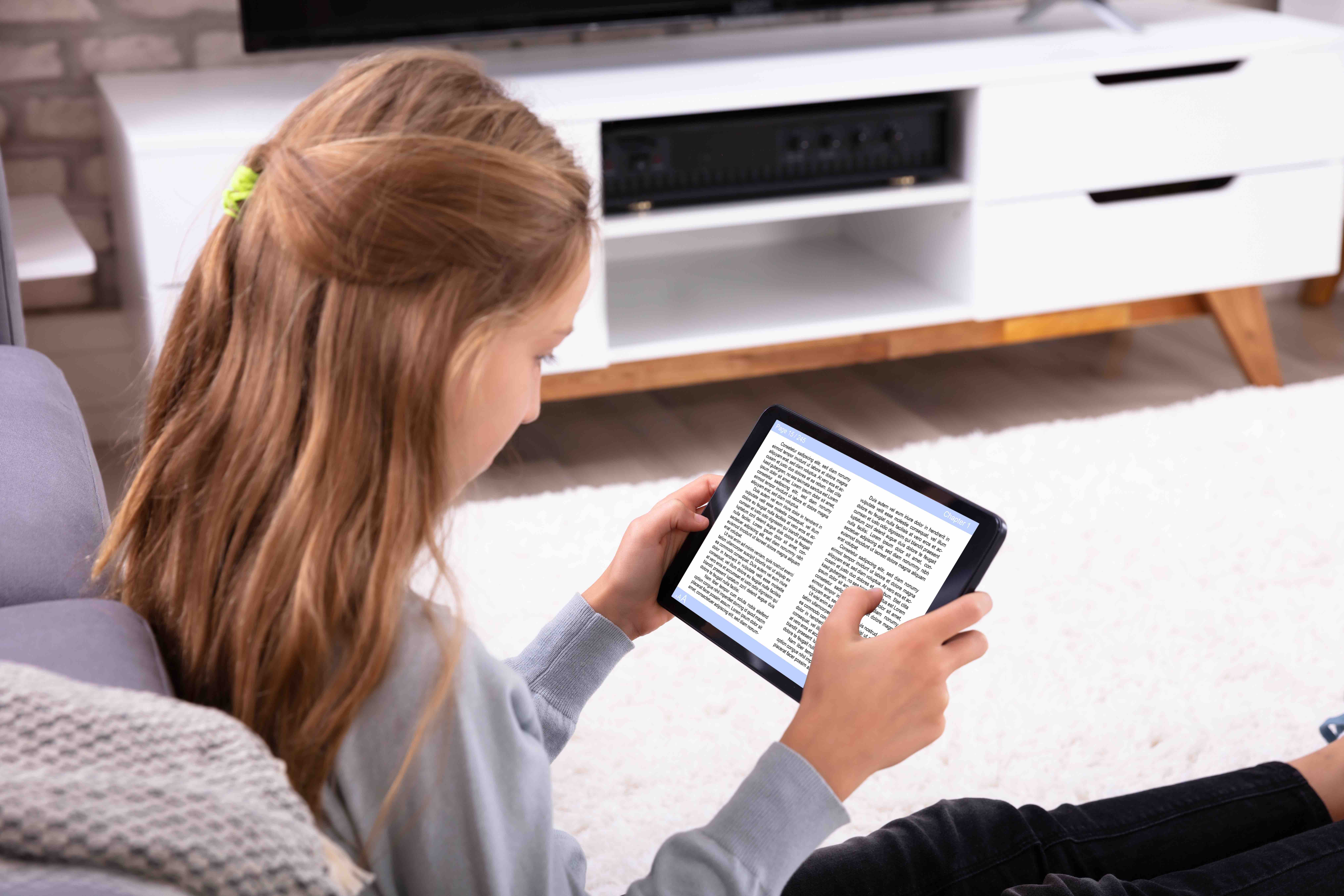 De toekomst van het lezen
