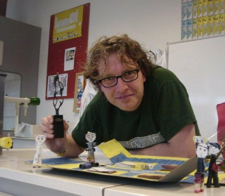 Docent van Morgen award 2009