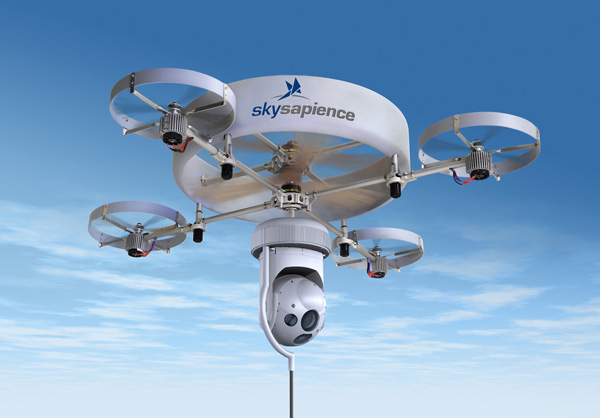 Lesbrief Engels: drones