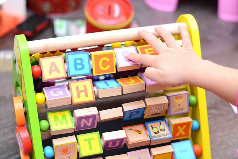 Educatief speelgoed: leren door te spelen
