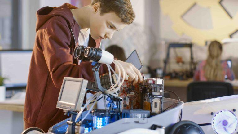 Een toekomst zonder diploma's?