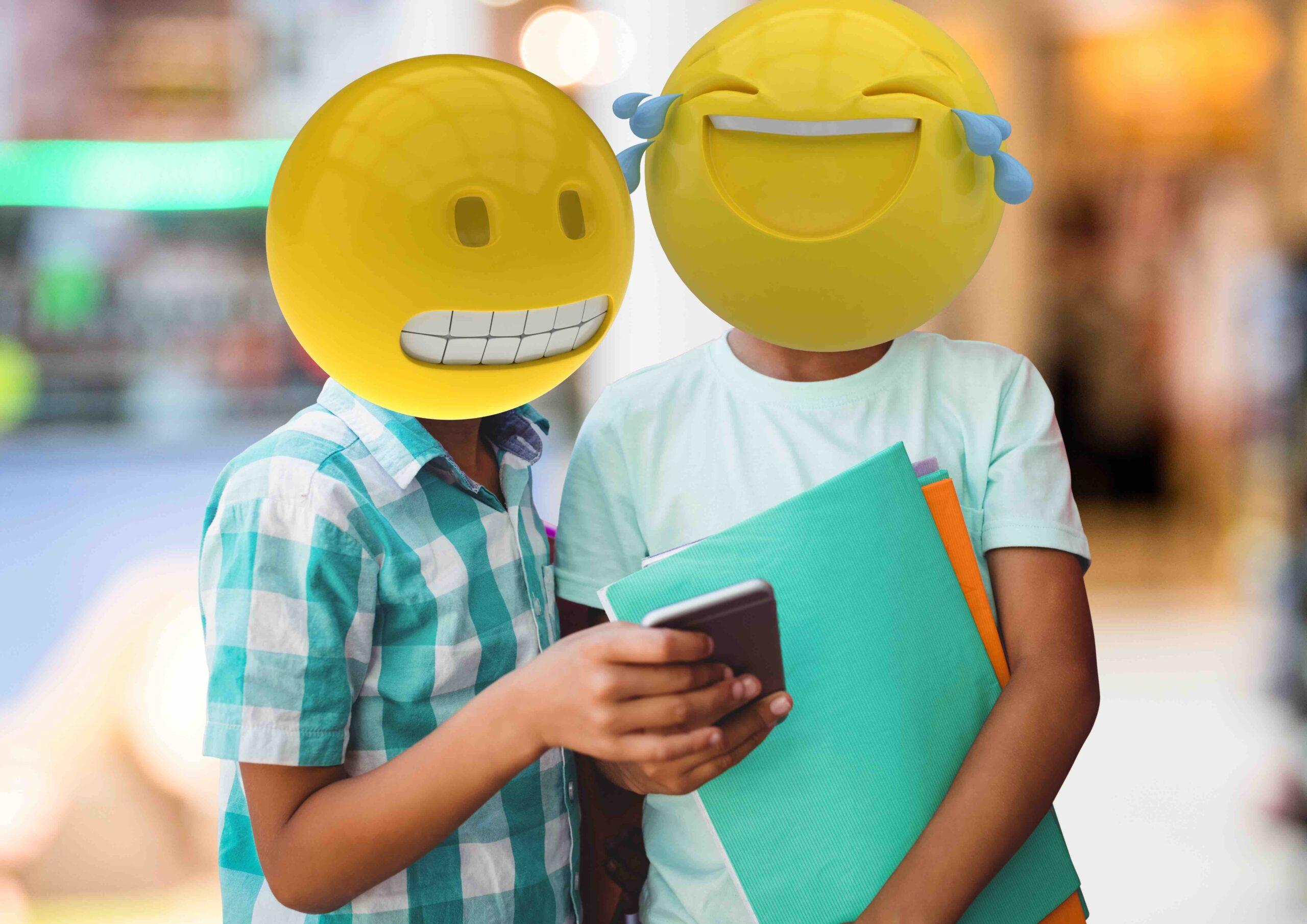 Emoji's in het onderwijs