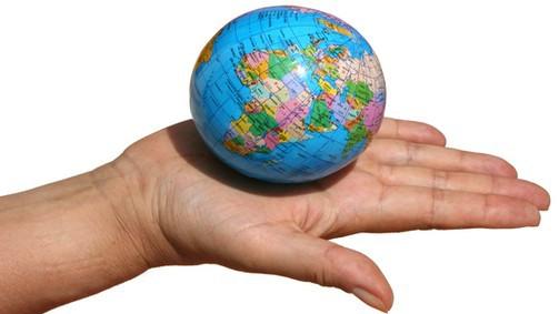 Geografisch nieuws zoeken en vinden