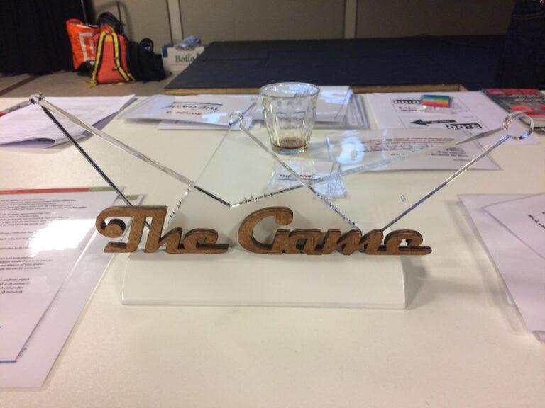 The Game – de innovatieve ideeën