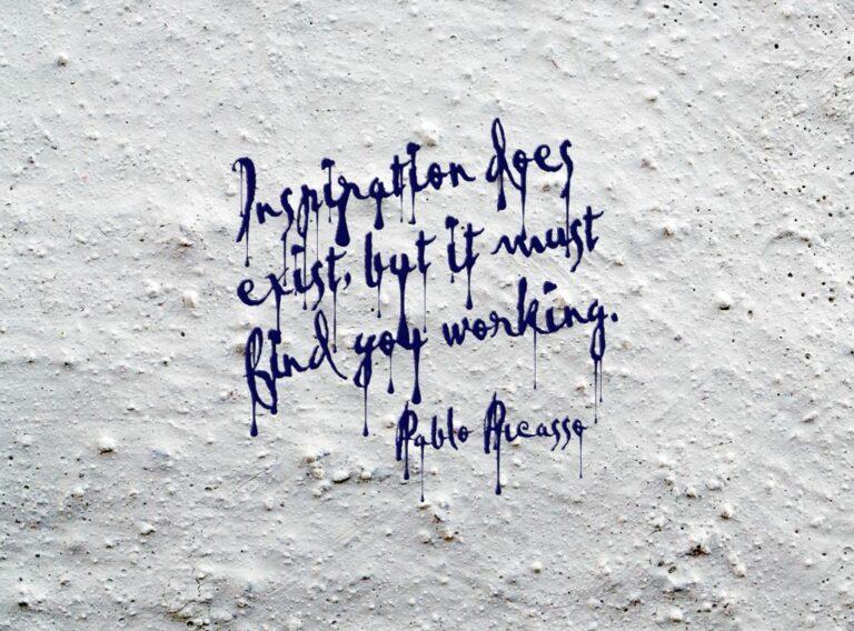 Gastblog: werken vanuit inspiratie