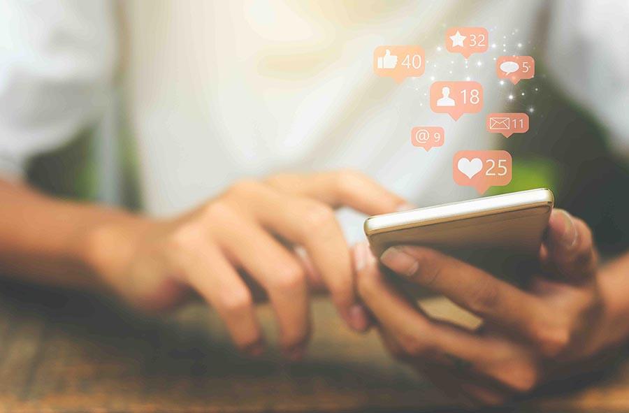 Social media onder jongeren