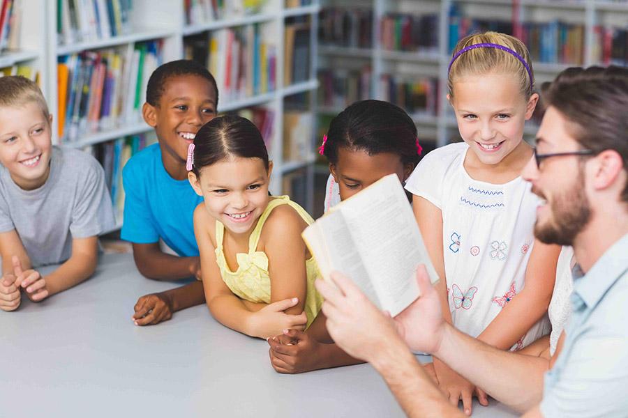 Leesplezier bevorderen op school