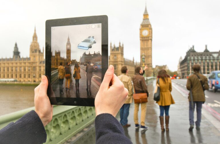 Favoriete educatieve apps: Augmented Reality (AR)
