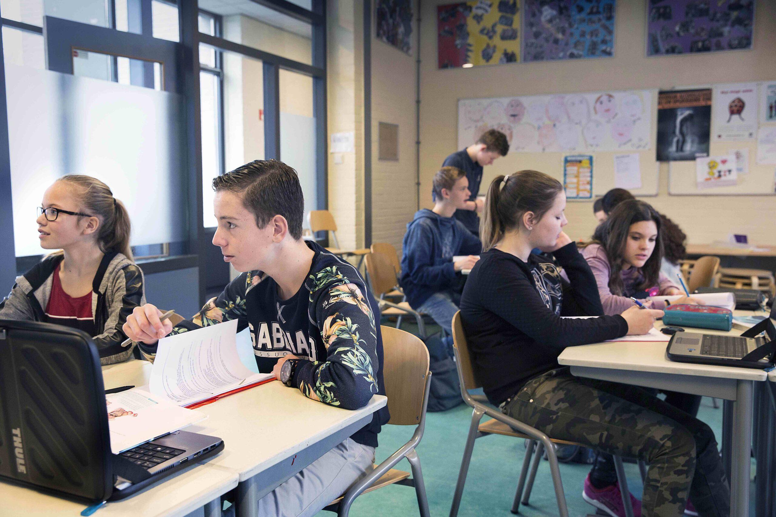 motivatie bij leerlingen en studenten