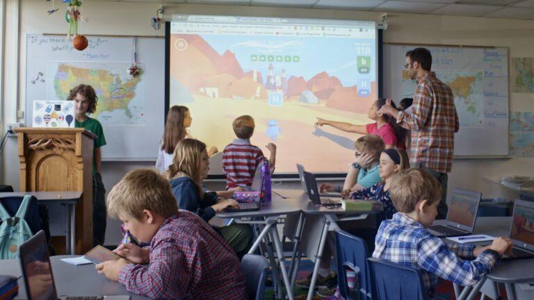 Train je online veiligheid met Google's docententraining
