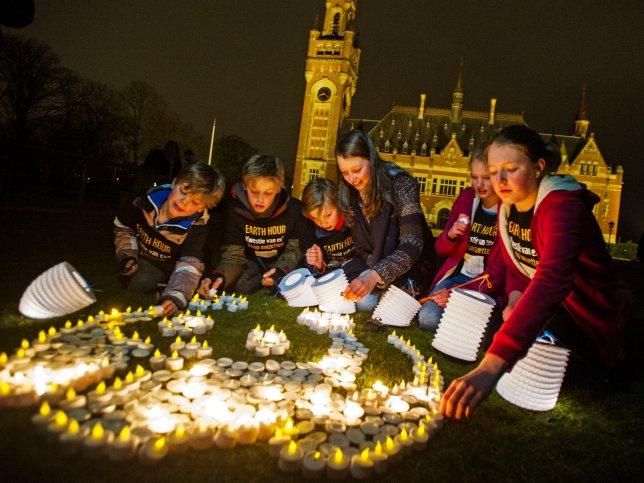 Earth Hour: aandacht voor klimaatverandering