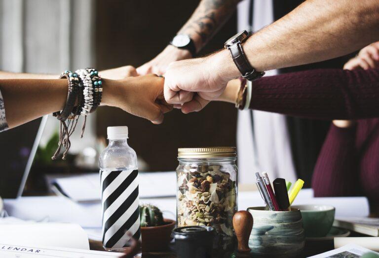 5x effectief samenwerken