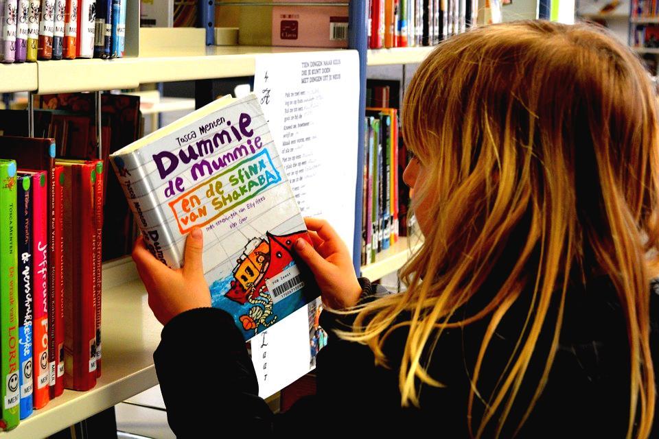 Motiveer kinderen om te lezen