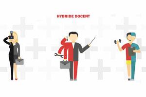 Hybride Docent: een andere kijk op leraren