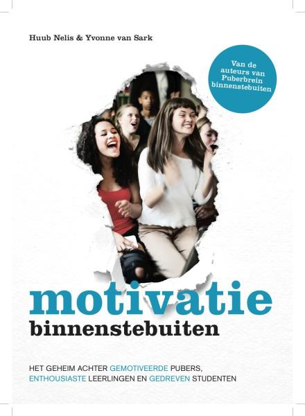 Het nieuwe boek Motivatie Binnenstebuiten
