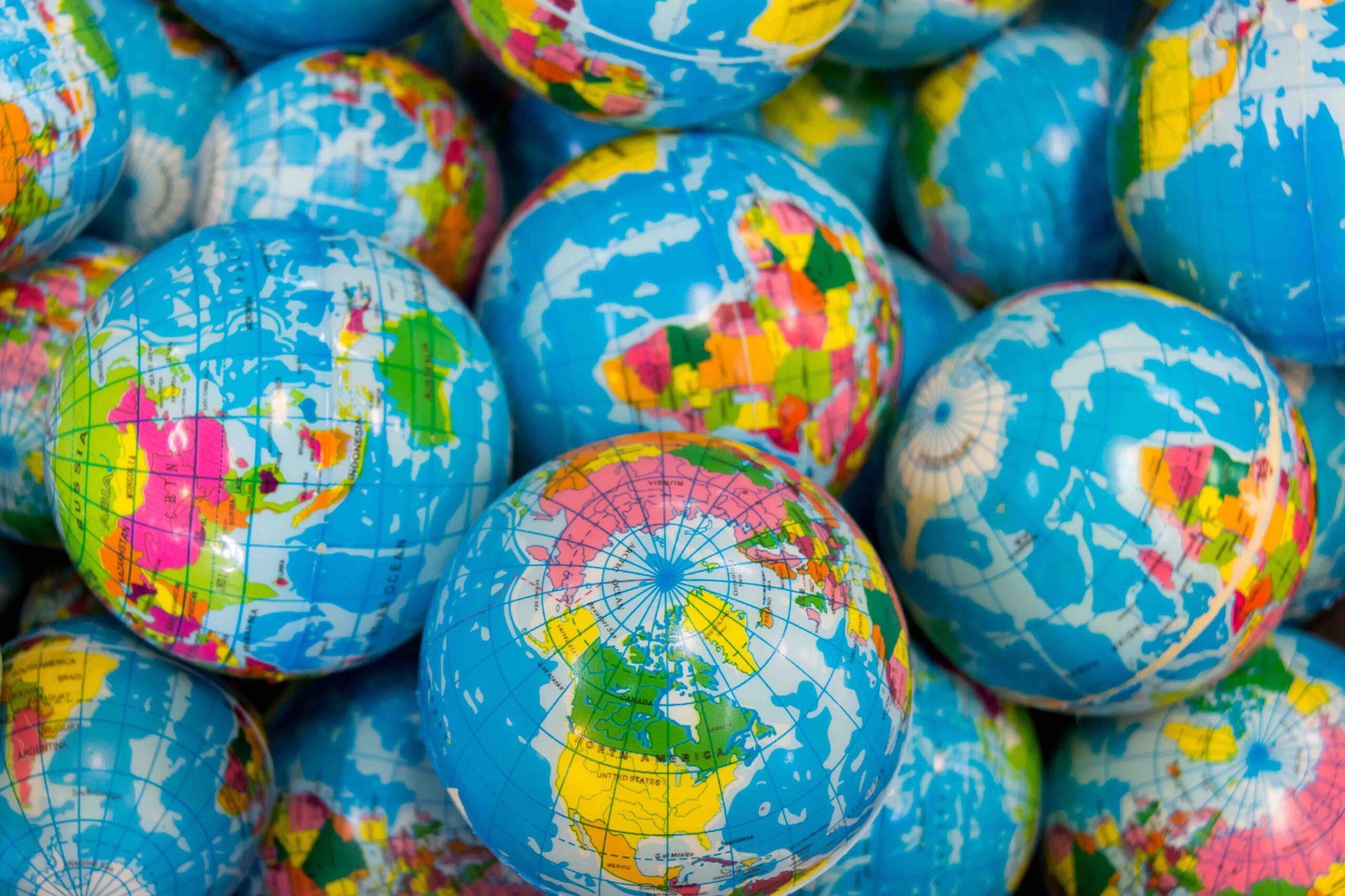Onderwijs over de hele wereld